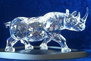 Crystal Rhino