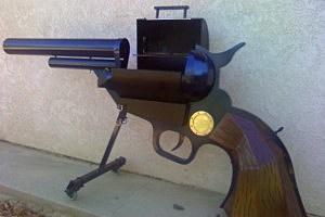 Gun Barbecue