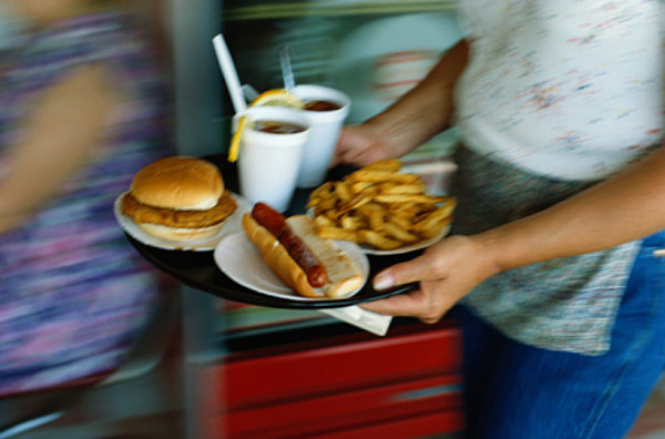 fast food advertisement regulations