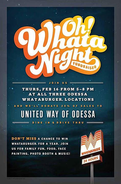 United Way of Odessa via Facebook