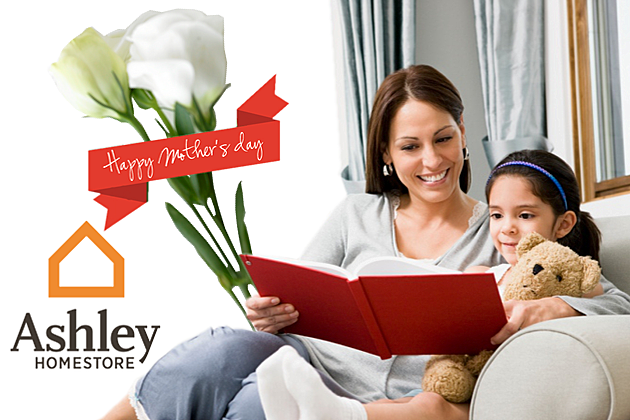 Win A Mother 39 S Day Prizes From Ashley Homestore And B93 B93